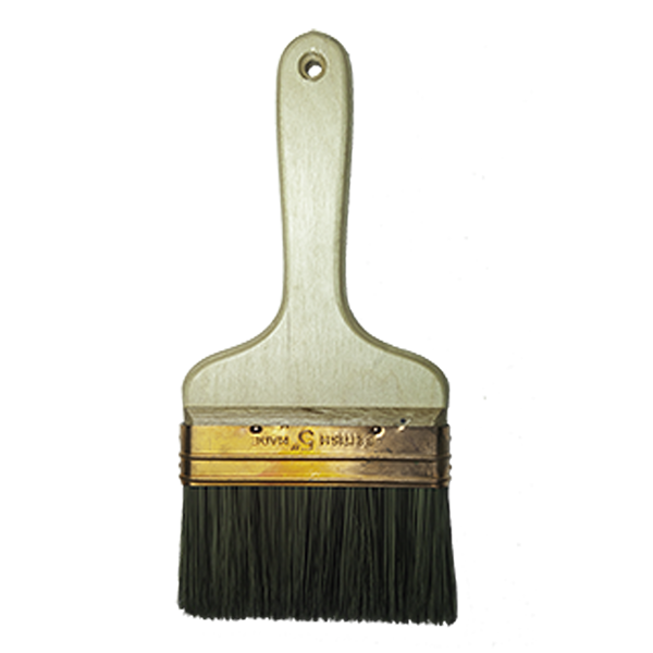Copper Bound Wall Brush (Short)