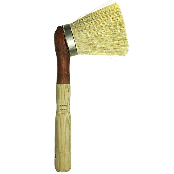 Limewash Brush 4″ Round