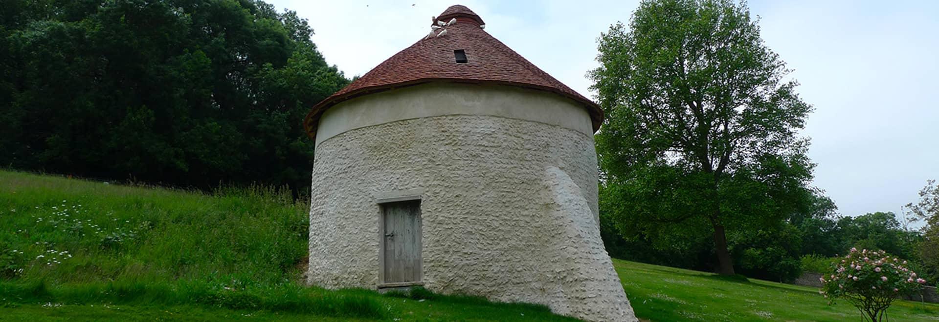 Ancient Stone Circular Hut