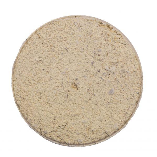 Haired Basecoat Plaster Fibres