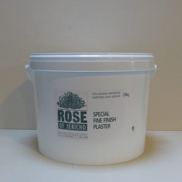 Fine Finish Plaster Lime Putty