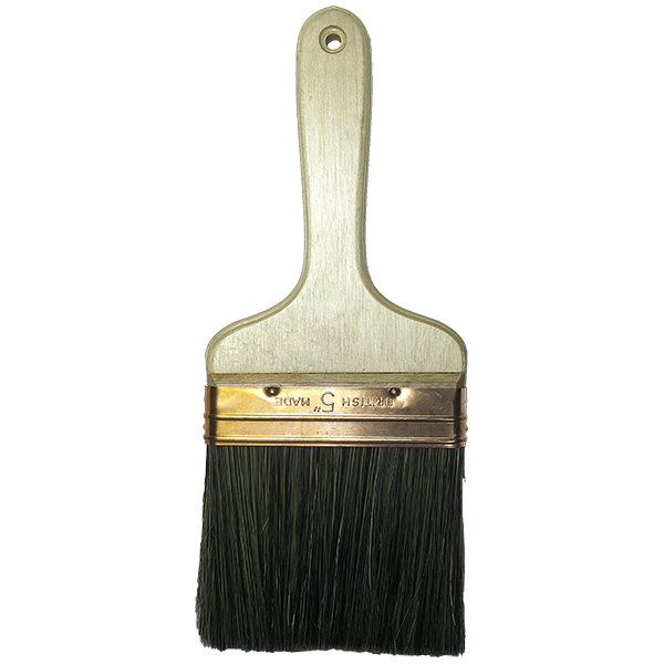 Copper Bound Wall Brush (Long)