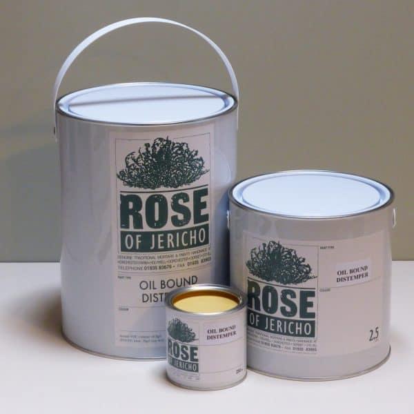 oil bound distemper paint