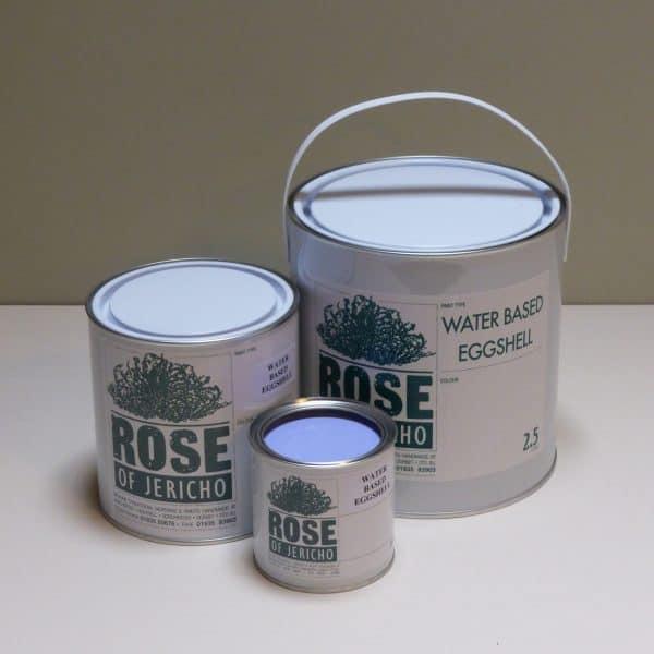 Water Based Eggshell paint